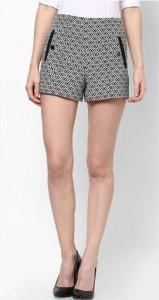 Miss Selfridge Mono Button Shorts - Buy Women Shorts Online  MI479WA68WYXINDFAS - Google Chrome