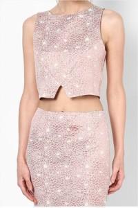 Miss Selfridge Pink Textured Top - Buy Women Tops Online  MI479WA40SCDINDFAS - Google Chrome